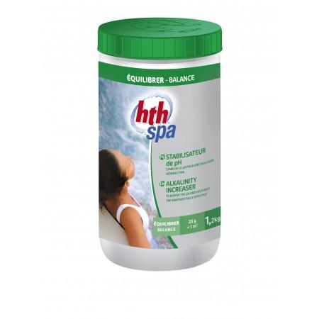 STABILISATEUR DE PH 1.2Kg poudre HTH Spa