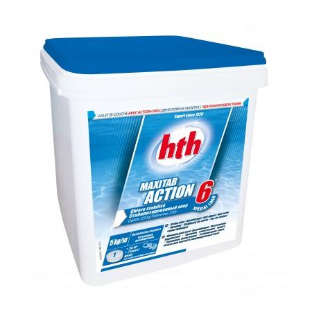 HTH MAXITAB ACTION 6 Special Liner 250g en 5kg